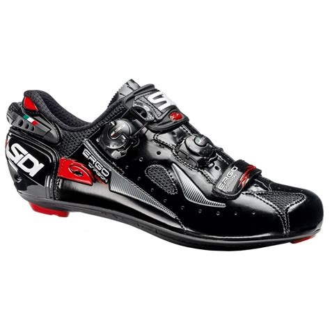 sidi mega mountain bike shoes sidi ergo 4 mega carbon composite wide fitting road