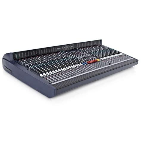 Mixer Spirit Live 4 Bekas soundcraft spirit live 8 mixer a 32 canali a gear4music