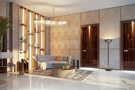 modern home interior design  dubai  year spazio