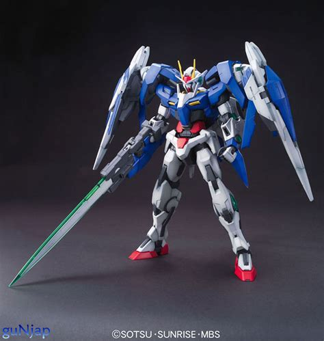 Gundam Mg Wallpaper | mg 1 100 gundam 00 raiser update wallpaper size images