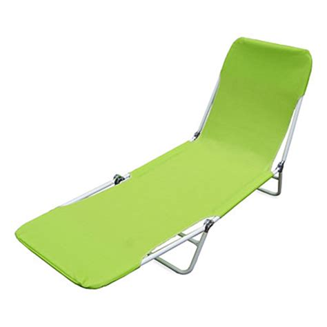 Green Sling Patio Chairs by Wilson Fisher 174 Green Sling Folding Lounge Chair Big Lots