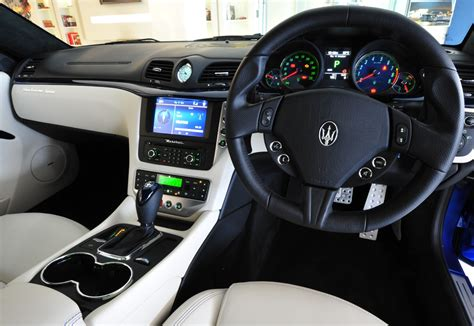 maserati granturismo sport interior 2013 in year changes maserati forum