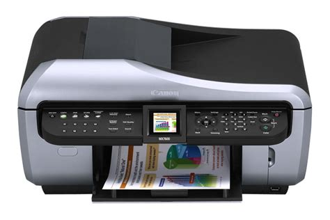 Printer Canon E Series pixma mx7600