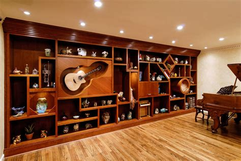 home guitar studio design how to decorate a room with guitars peter staunton