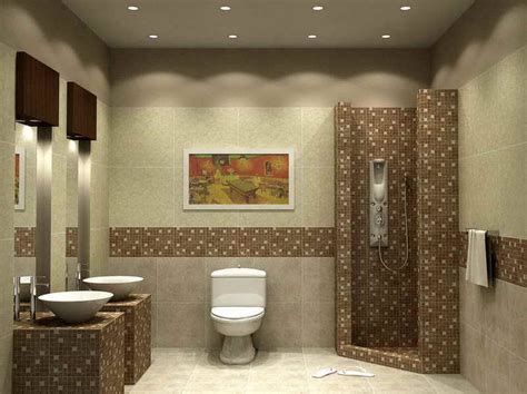 awesome bathrooms awesome bathroom wall tile designs pictures with painting