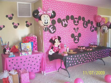 disney house decorations ideas mickey mouse birthday for minnie mouse