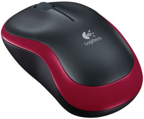 Mouse Logitech Wireless M185 Limited logitech s m185 mouse operates up to a year without