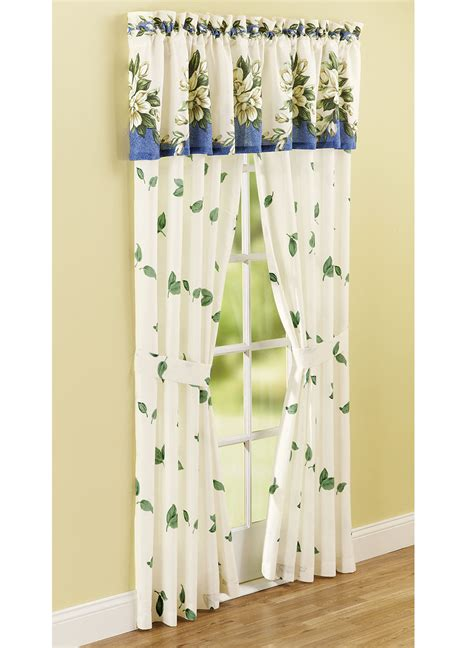 Magnolia Kitchen Curtains Magnolia Curtains And Accessories Drleonards