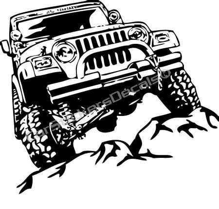 Jeep Car Stickers