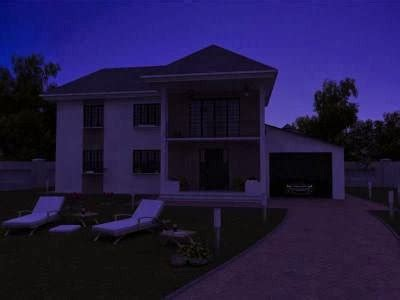 3ds max realistic night lighting an interior exterior aceh 3 dimensi tutorial 3ds max cara merender suasana