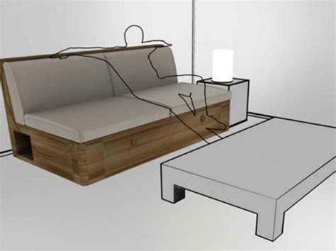couch storage 2 in 1 combination of sofa and storage box freshome com