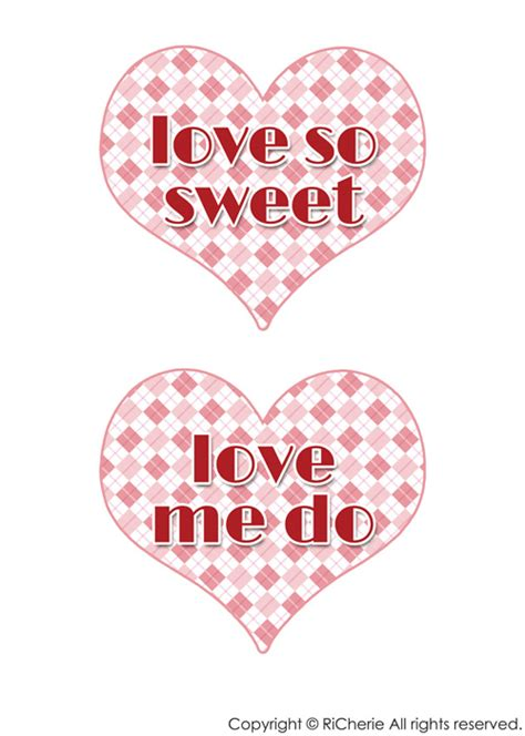 love so sweet w love so sweet love me do richerieフォトプロップス無料素材集