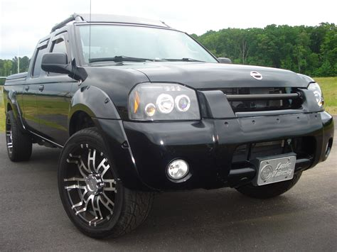 frontier nissan 2003 reds03frontier 2003 nissan frontier crew cabse pickup 4d 6
