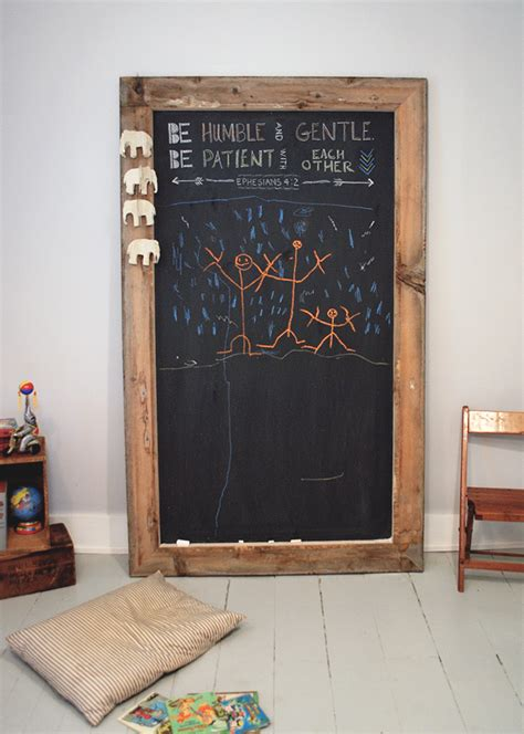 diy chalkboard wood diy chalkboard 187 the merrythought