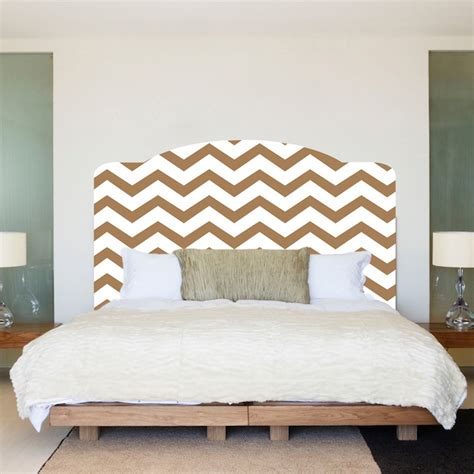 wall decal headboards chevron headboard mural decal headboard wall decal