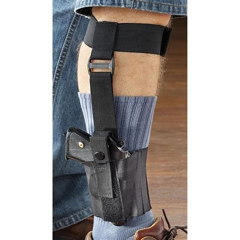knife ankle holster fox tactical small frame ankle holster 208287 holsters