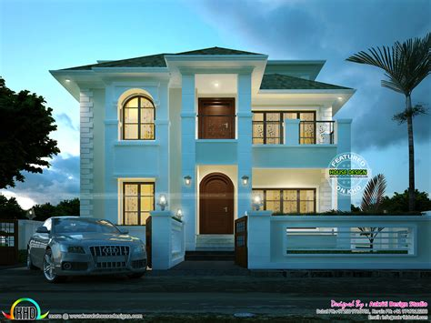 kerala home design dubai kerala home design dubai nice and clean villa elevation