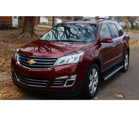 Stevinson Chevrolet 2017 Chevrolet Traverse 2017 Chevy Traverse Price Reviews Release Date And Pictures