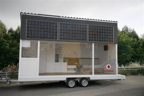 tiny house mobile home vodafone mobile solar home tiny house design