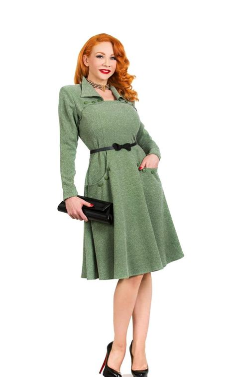 plus size swing dress rockabilly rockabilly plus size dress pluslook eu collection