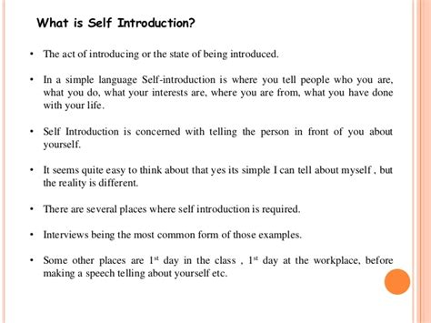 Self Introduction For Mba Finance Fresher by Self Introduction Essay Buy Original Essays