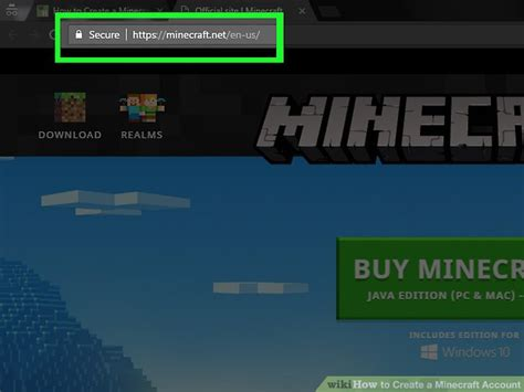 How To Make A Minecraft by How To Create A Minecraft Account With Pictures Wikihow