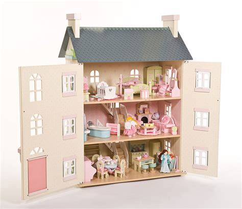 furniture for dolls house cherry tree hall dolls house with furniture kids toy box