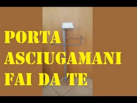 Porta Asciugamani Fai Da Te by Restyling Porta Asciugamani Di Riciclo Fai Da Te By Paolo
