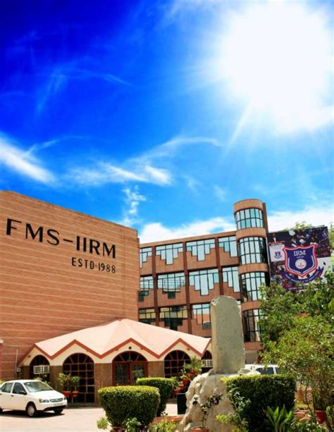 Fms Executive Mba 2016 by Top Management Pgdm Pgdm Rm Mba Programs In Jaipur Best