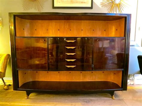 italian rosewood cabinet bar at 1stdibs