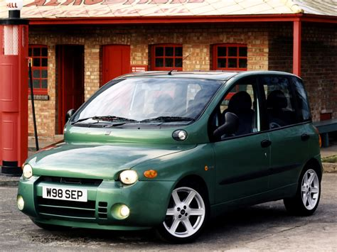 fiat multipla definitely motoring bottled it fiat multipla