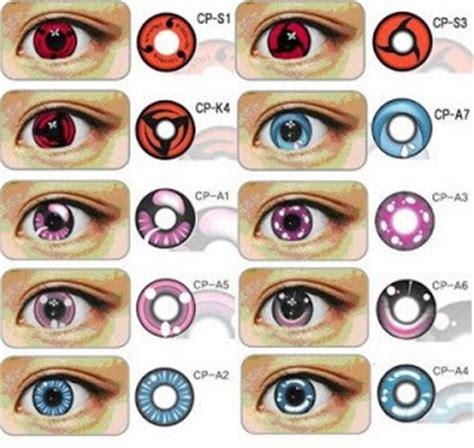cool anime eye contacts lentes de contacto japoneses aumentan el tama 241 o iri