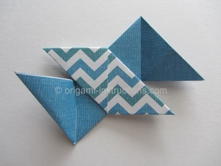 16 Pointed Origami - origami 8 pointed hollow folding