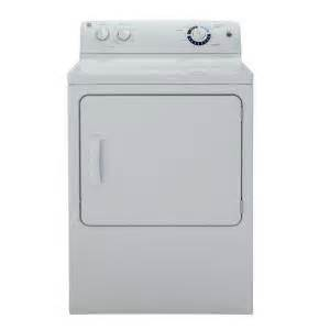 home depot dryers ge 7 0 cu ft electric dryer in white gtdp220efww the
