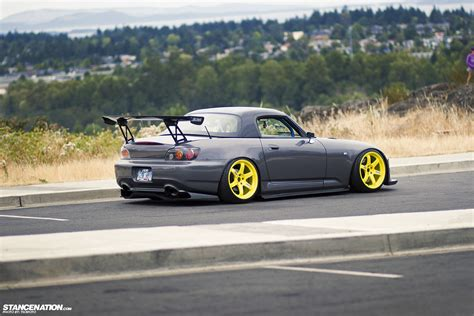 stancenation honda s2000 form function jackie s honda s2000 stancenation