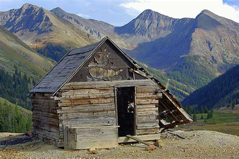 Small Cabin Home Plans by 11 Abandoned Old West Boom Towns Mnn Mother Nature Network
