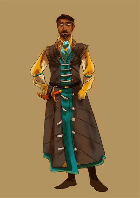 fantasy nobleman