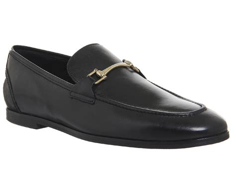 ask the missus loafers ask the missus eugenie snaffle loafers black leather smart