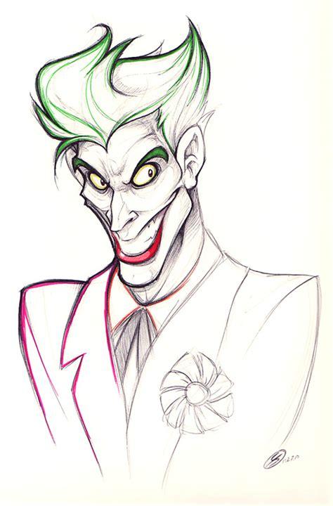 doodle joker that joker smile by zillabean joker and harley