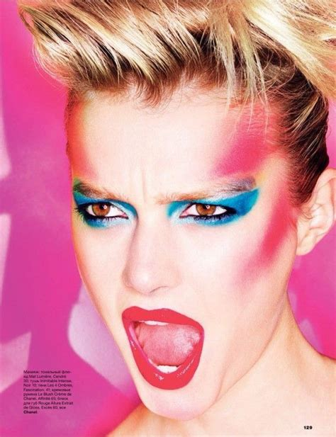 5 Tips To Mastering The 80s Make Up Revival by Best 25 80s Makeup Ideas On 80s Eye Makeup