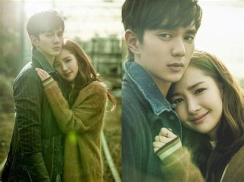 Poster Kdrama A4 Yoo Seung Ho yoo seung ho and park min get intimate for remember