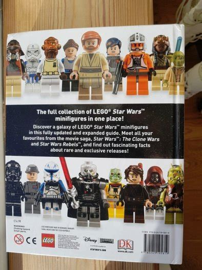 lego star wars characters for sale lego star wars character encyclopedia with minifigure for