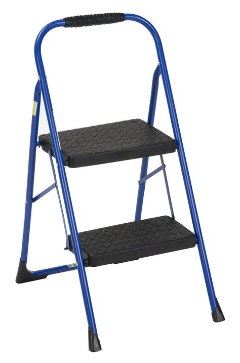 Cosco Two Step Folding Stool by Cosco Products Cosco Two Step Big Step Folding Step