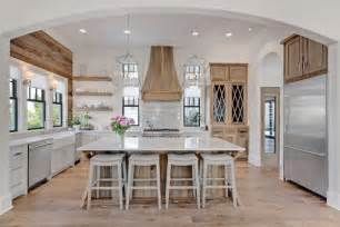 this house kitchen cabinets 20 farmhouse kitchens for fixer upper style industrial flare