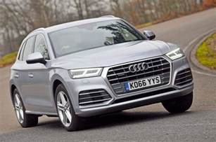 Audi Q5 Audi Q5 Review 2017 Autocar