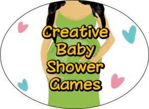 baby shower creativity