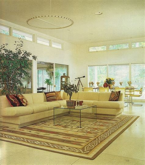 better homes and gardens home decor 60s 80s interiors a collection of home decor ideas to