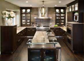 Contemporary Kitchen Cabinets Design by Elegant Contemporary Kitchen By Drury Design