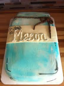 mason jar baby shower cake baby shower ideas for our