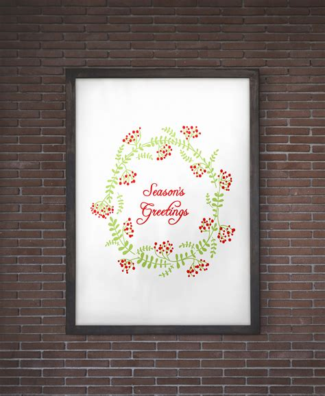 printable christmas wall art printables archives page 4 of 16 the graffical muse